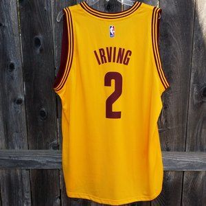adidas Kyrie Irving Cleveland Cavaliers NBA Jersey